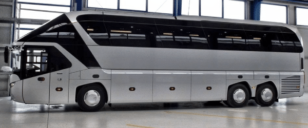 Dreamline Travel Corporate Coach Two