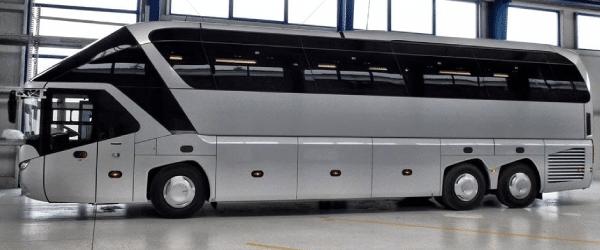 Dreamline Travel Corporate Coach Two