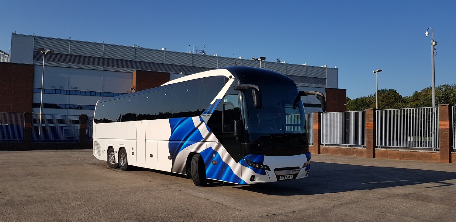 Private Hire Coach 2