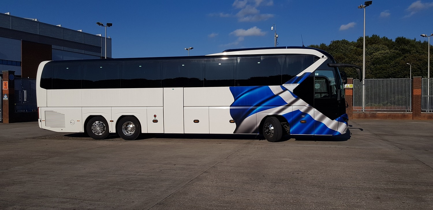 Private Hire Coach 3