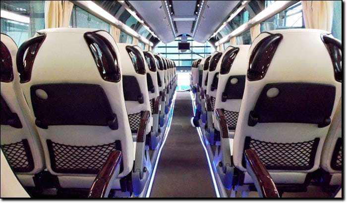Dreamline Travel Corporate Seats Two